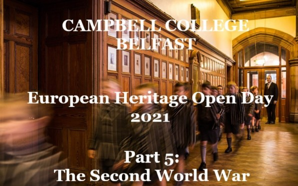 European Heritage Open Day 2021: Part 5