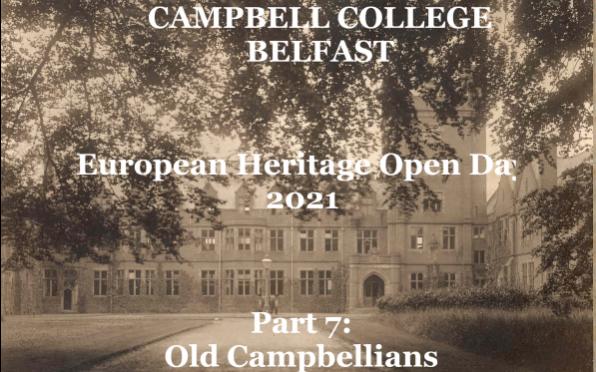 European Heritage Open Day 2021: Part 7