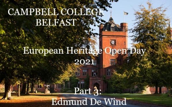 European Heritage Open Day 2021: Part 3
