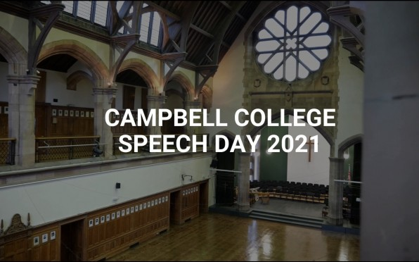 Speech Day 2021: The Speeches