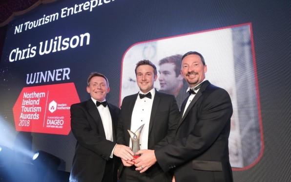 Congratulations Chris Wilson!