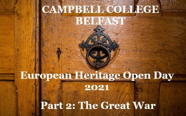 European Heritage Open Day 2021: Part 2