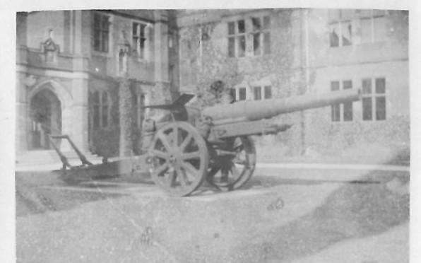 Artillery piece