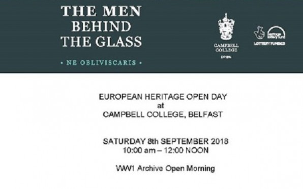 story image for European Heritage Open Day - 8 Sep 18