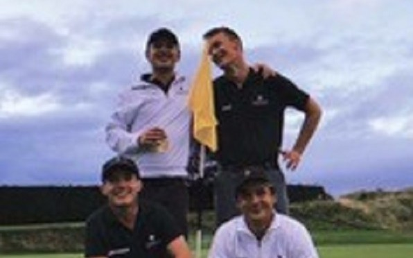 story image for Cancer Research's 72 Hole Challenge 2018