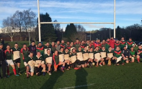OCs Boxing Day Rugby Match 2017