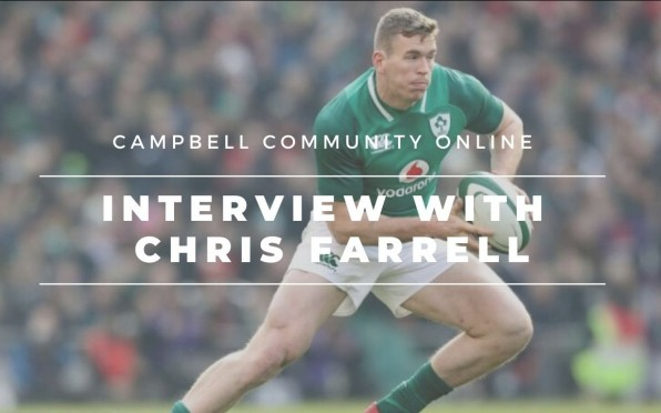 Interview with Chris Farrell