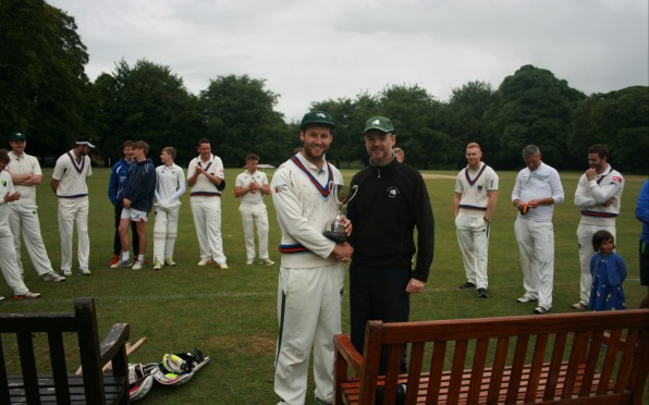 story image for Annual Cricket Match v The College 2018