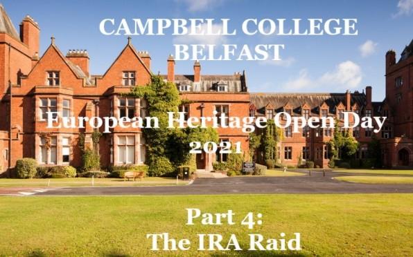 European Heritage Open Day 2021: Part 4