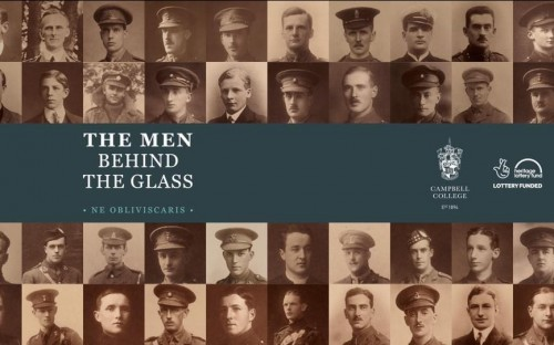 Men Behind The Glass