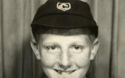 OC Derek Polley, Cabin Hill c 1959