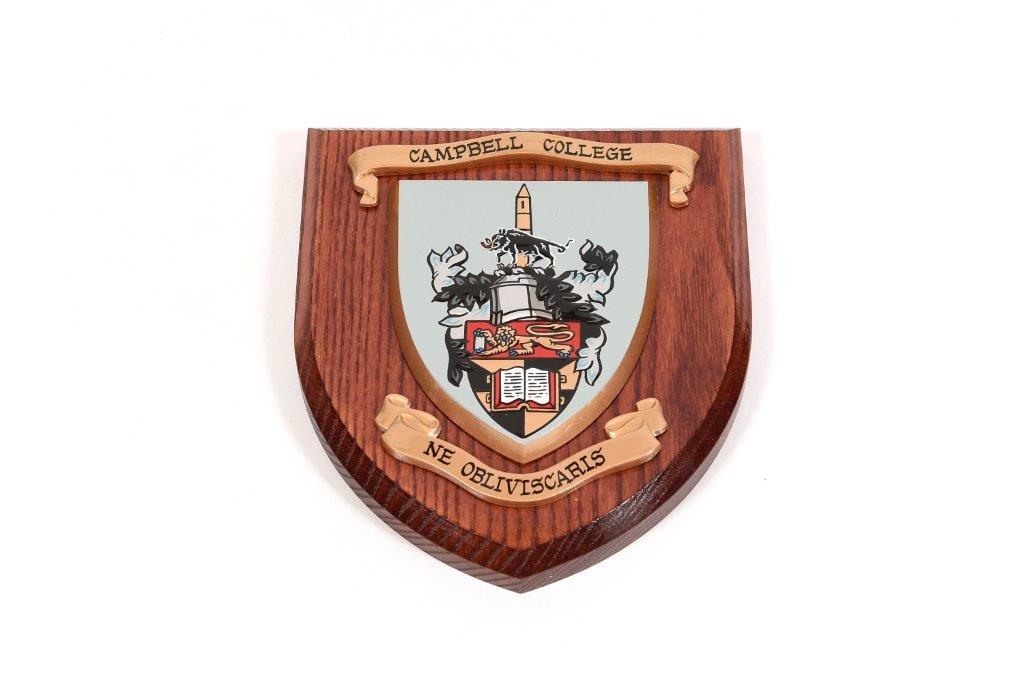 Campbell College Crest - Sold Out