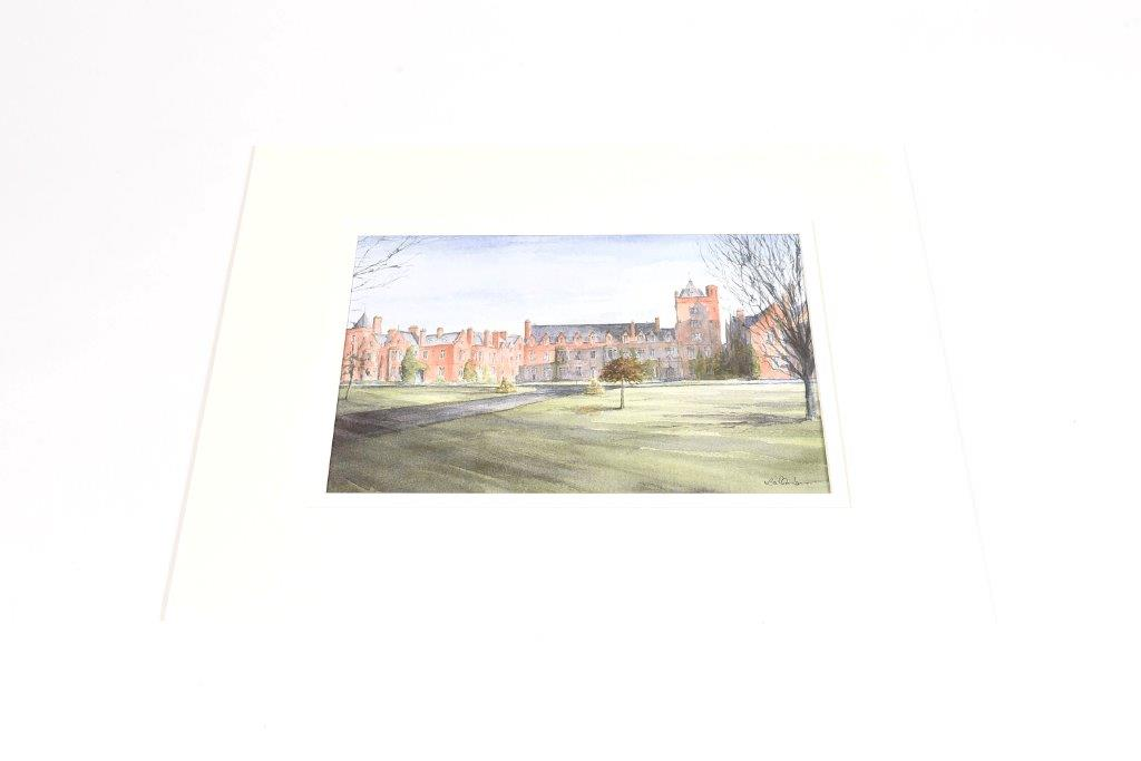 Campbell College Print