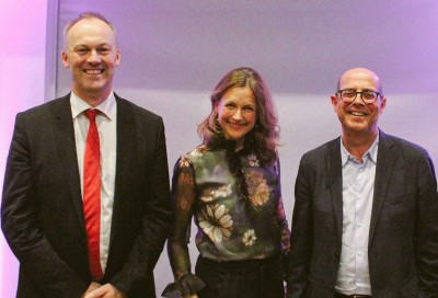 Gallery - An Evening with Nick Robinson and Katie Derham