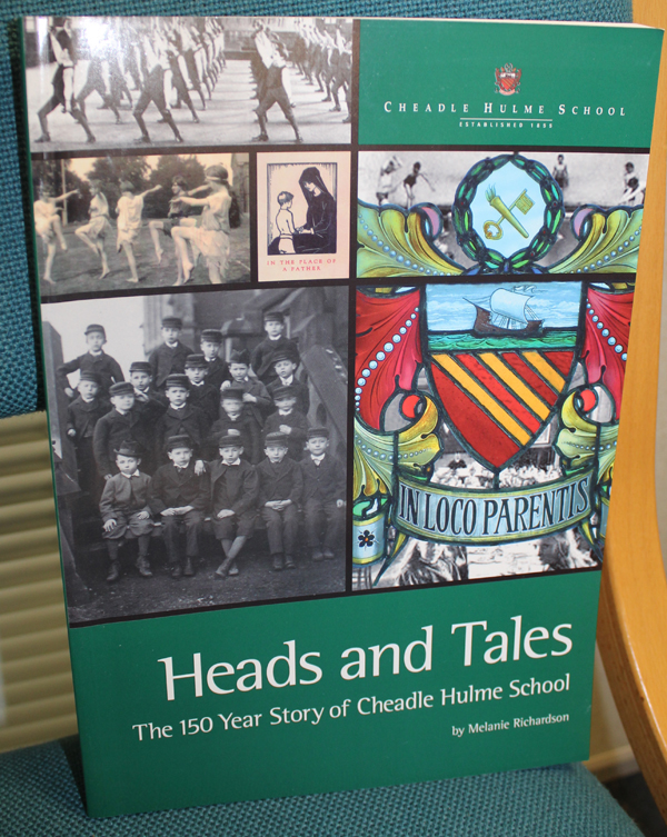 Heads and Tales: The 150 Year Story of Cheadle Hulme School, by Melanie Richardson
