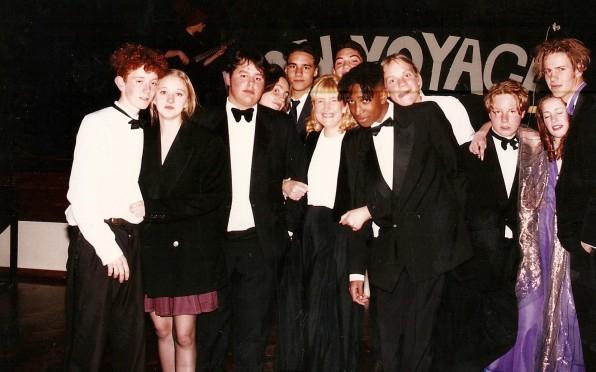 Leaver's Dinner 1993
