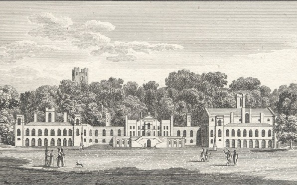 The Vanbrugh House