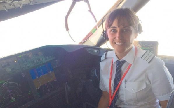 Lauren Ryan - Pilot