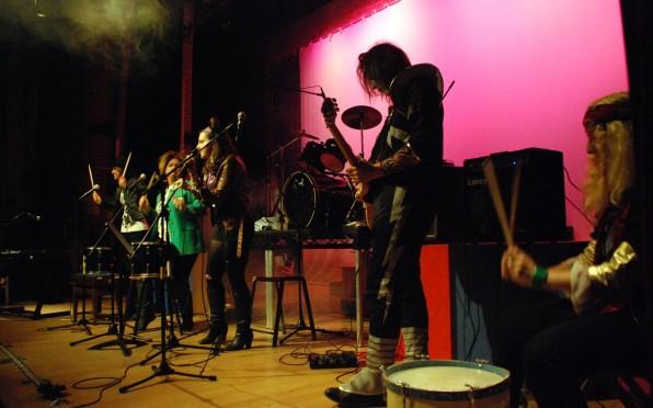 Rockfest staff band