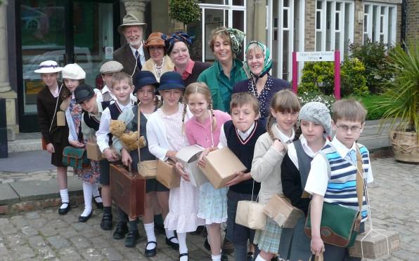 Prep School Evacuees 2009
