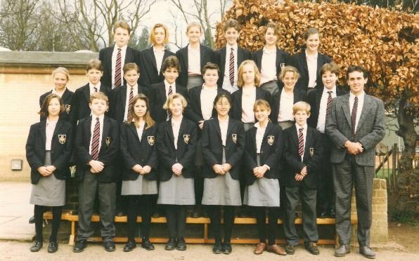 Upper III Class