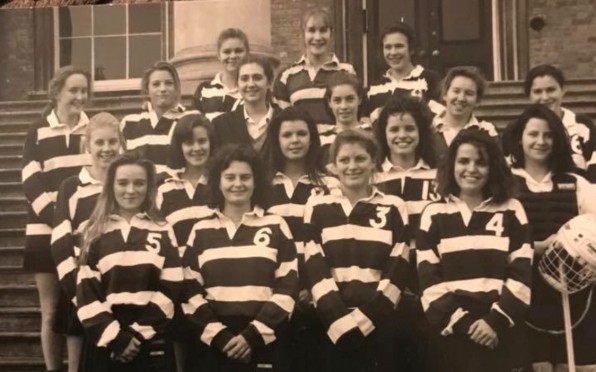 1991 Lacrosse 1st team