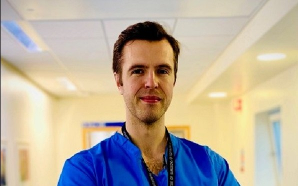 Dr Michael Carvill