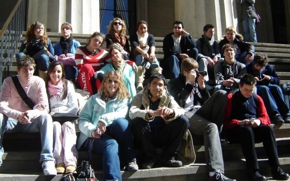 2006 NYC school trip
