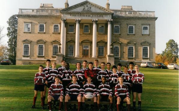 1st XV Ireland Tour 1997