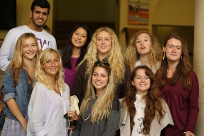 Gallery - A level results days