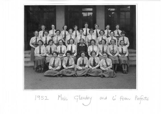 Gallery - Classes of the 1950s