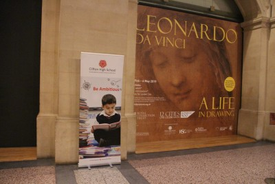 Gallery - Da Vinci Exhibition and Friends' Reception