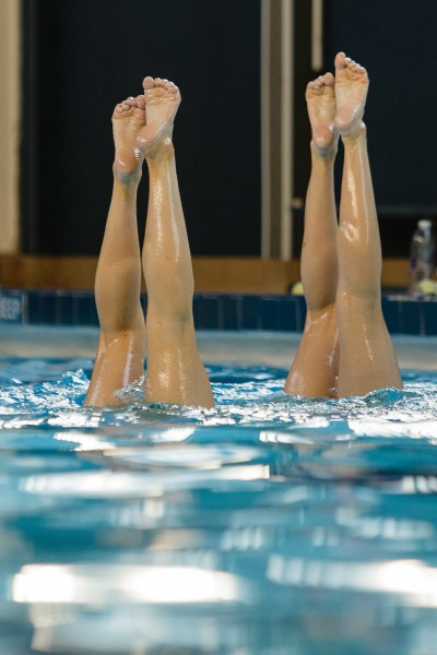 Gallery - Synchronise Swimming Event