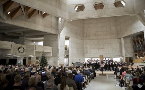 Carol Service at Clifton Cathedral