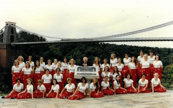 The Chamber Choir, 1995