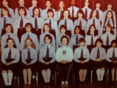 Gallery - 1980's Formal Class Photos