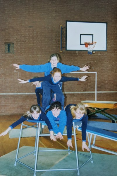 Gallery - 1990's PE Lessons