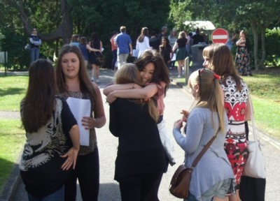 Gallery - 2012 GCSE Results