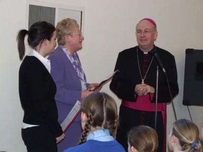 Gallery - Archbishop Visit 2006