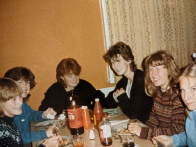 Gallery - Crickhowell School Trip with Sister Sheila c 1970's