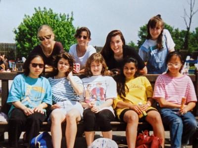 Gallery - Geography Field Trip 1992