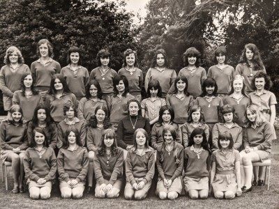 Gallery - Sister Sheila's Form c 1972
