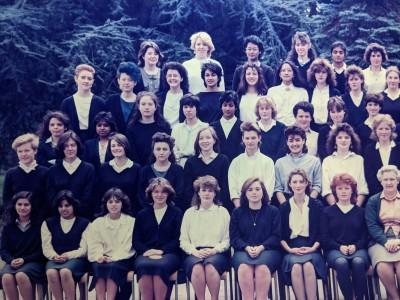 Gallery - Year 13 1984-1985 Formal Photos