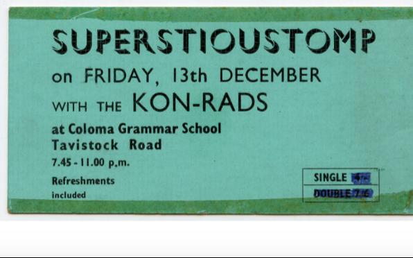 Konrads Ticket