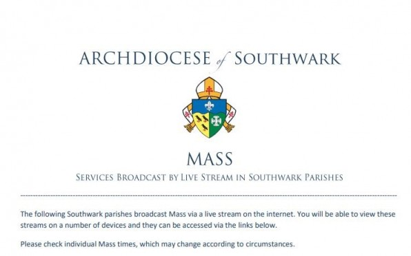Live Streaming of Mass Services