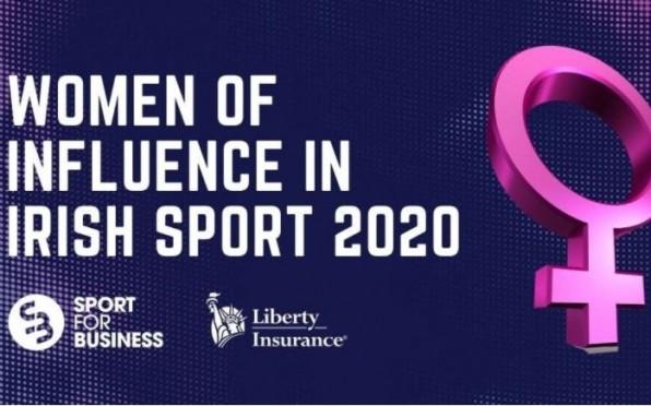 Women of Influence in Irish Sport 2020