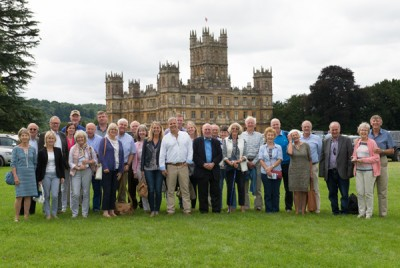 Image - OC Society trip to Highclere Castle August 2017