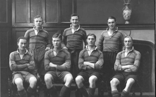 OC rugby 7s in 1930