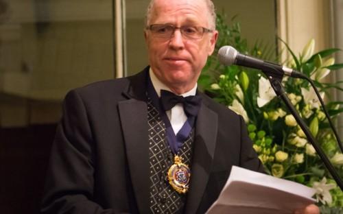 OC President Bob Jennings