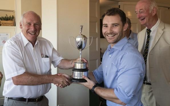 George Thomas - 1st Net/Winner of the Bob Smith Memorial Trophy
